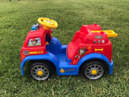 Paw patrol power wheels - D211AB88-A528-4E66-9F05-EC4A8F872733.jpeg