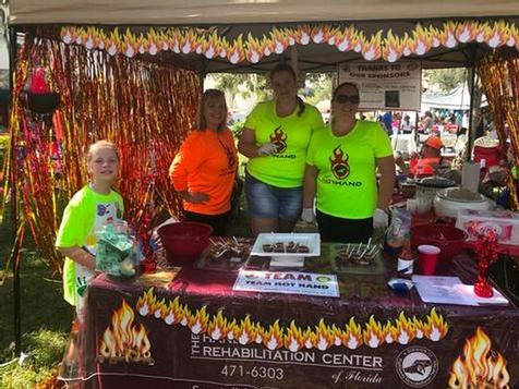 Hand rehabilitation Center - Chili Cookoff